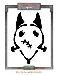 cartoon pumpkin stencil free frankenweenie pumpkin carving templates contestformoms