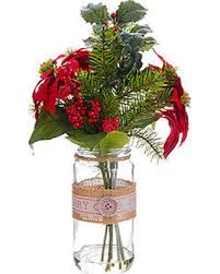 here s a great price on northlight 31742383 artificial poinsettia