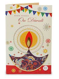 25 best colorful diwali greeting card designs with quotes
