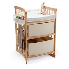 Table Top Changing Pad by White Wooden Pad Changing Table Topper With Railing On Top Brown