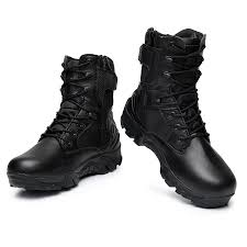 professional brand men army boot tactical boots men high quality