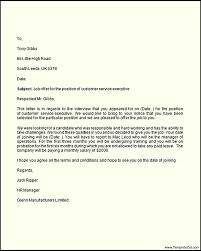 Business Letter Offer business letter offer granitestateartsmarket