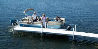 sunchaser pontoon boats making waves creating memories