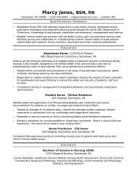 resumes for nurses template resume for nurses sle curriculum vitae exles
