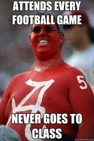 Football Meme - 10 funniest alabama football memes of all time
