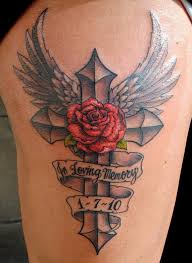 memorial tattoos for ideas and inspiration for guys