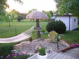 Tropical Backyard Ideas Triyae Com U003d Beach House Backyard Ideas Various Design