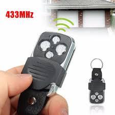 garage door key fob hfy408 universal 4 buttons cloning 433mhz electric garage door