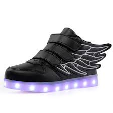 led light up shoes for boys reduction price ukris led light up shoes usb flashing sneakers for