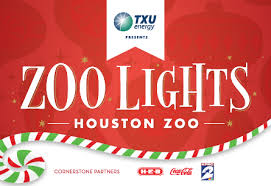 Zoo Lights Discount Tickets Events For Members Houston Zoo