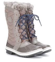 sorel tofino womens boots size 9 tofino ii fur lined boots sorel mytheresa com