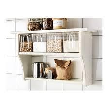 Kitchen Wall Shelf Stenstorp Wall Shelf With Drawers White 60x37 Cm Drawers