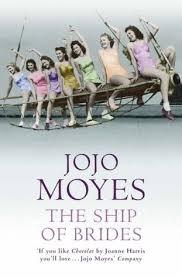the ship of brides by jojo moyes