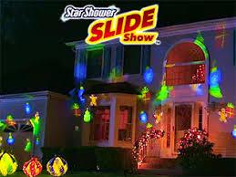 as seen on tv lights for house shower slide show holiday laser light