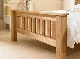 emporia richmond 6ft super kingsize solid oak bed frame by emporia