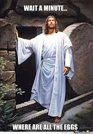 Jesus Meme Easter - the easter bunny forgot to visit jesus by whyusoshang meme center