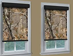Rv Roman Shades - camo window blinds camo window shades blinds chalet