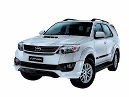 toyota official website india toyota has re launched the fortuner trd sportivo in india only
