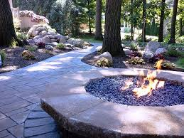 Ideas For Patio Design by Hardscape Design Ideas For Patio