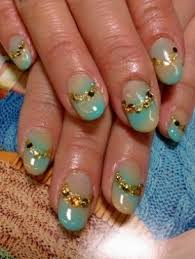 kewtified easy nail art designs for short nails 2012 2013