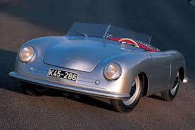 first porsche car this day in 1948 the first porsche was completed