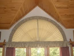 Circle Window Blinds Bedroom The Blinds Shades Shutters For Arched Windows Richards