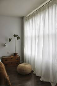 Luxury Linen Curtains Best 25 White Linen Curtains Ideas On Pinterest White Curtains