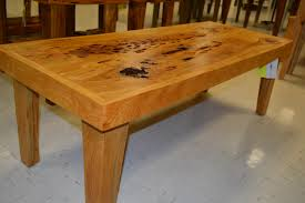 pecky cypress coffee table finished with 7 coats of
