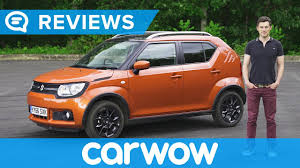 suzuki suzuki ignis 2018 review mat watson reviews youtube