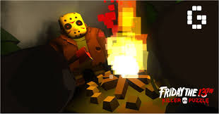 friday the 13th killer puzzle announced by blue wizard gamerbraves