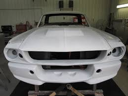 mustang eleanor parts 65 66 eleanor style nose kit fg nose 65 66 1 050 00