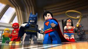 lego movie justice league vs lego dc comics super heroes batman be leaguered german trailer