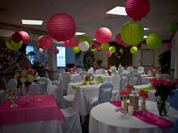 enchanting pink and lime green decorations luxurius small home