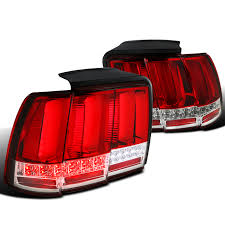 2004 mustang sequential lights 1999 2004 ford mustang sequential led lights