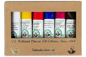 2017 best 10 brands of oil paints for artists