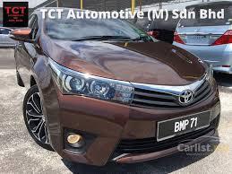 toyota corolla 2014 altis toyota corolla altis 2014 v 2 0 in kuala lumpur automatic sedan