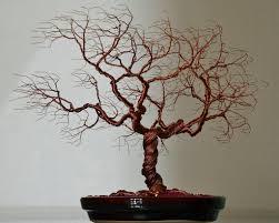 wind swept wire tree sculpture by minskis on deviantart