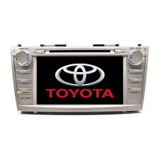 toyota camry 2007 2011 k series in dash multimedia navigation system