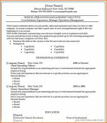 Download Resume Template Free Free Resume Templates For Students 10 High Resume Templates