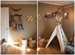 Handmade Nursery Decor by Fawn Over Baby Amazing Tribal Themed Nursery By Leslie Savage