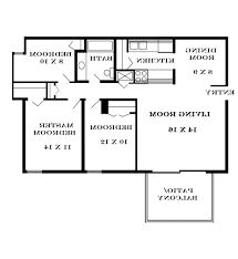 34 3d 3 bedroom house plans 3d house floor plans free tiny
