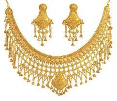 golden necklace new design images Gold necklace designs jewellery in blog jpg