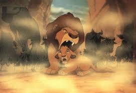 lion king mufasa simba walt disney studios artnet