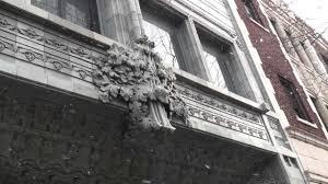 louis sullivan louis sullivan designed facade krause music store chicago youtube