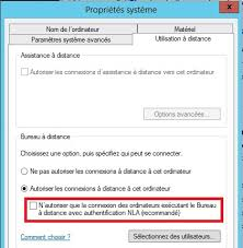 connexion bureau à distance windows xp problème remote desktop windows 10 it connect