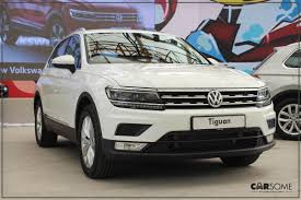 volkswagen malaysia highlights of the all new volkswagen tiguan carsome malaysia