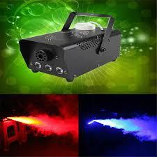 disco for sale hot sale mini 400w rgb wire fog machine dj disco