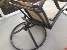 Wrought Iron Swivel Patio Chairs by Wrought Iron Swivel Patio Chairs 17284