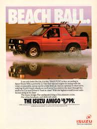 gen 1 isuzu amigo trucks that look like toys pinterest