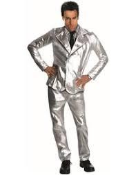 Mens Funny Halloween Costumes Derek Zoolander Silver Suit Men U0027s Costume Build Haunt
